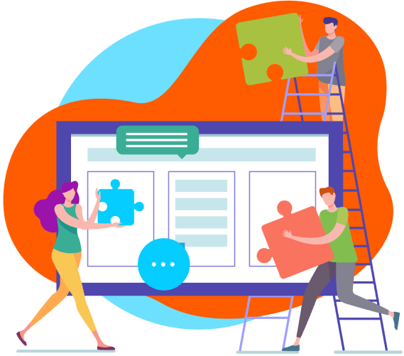 Web Design Teamwork